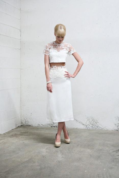 Платье отрезное