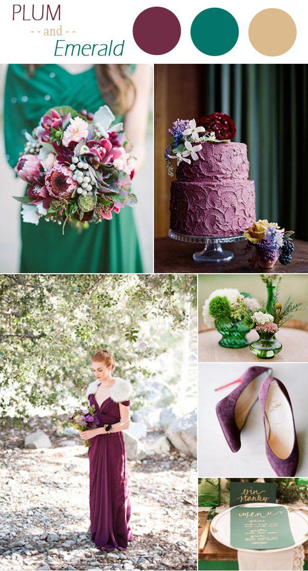 Цвет свадьбы: зима 2016