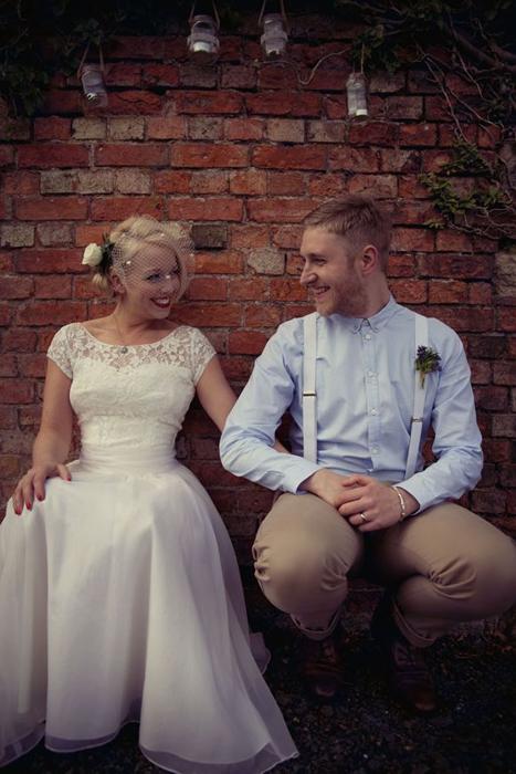 Стильный костюм для свадьбы