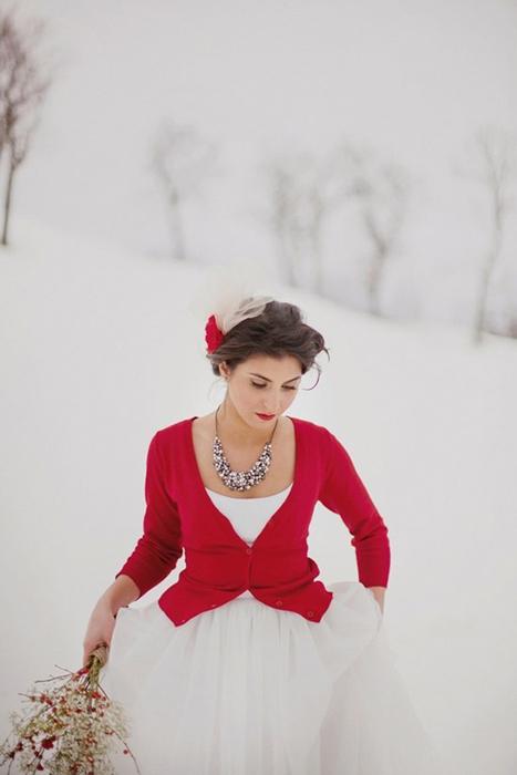 Советы по организации зимней свадьбы