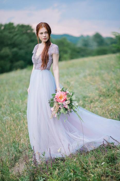 Естественность – свадебный тренд №1