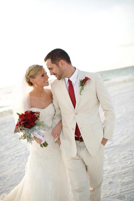 Что цвет свадьбы говорит о вас