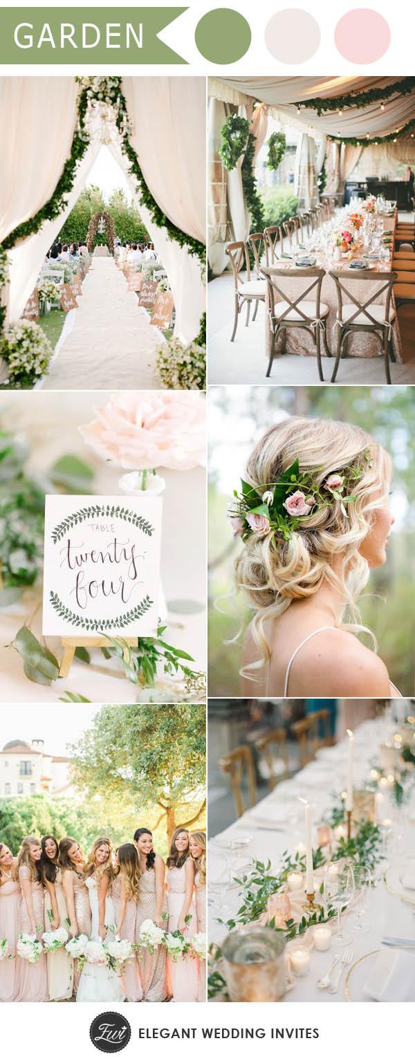 Свадебные тренды 2017: 10 тем для свадьбы